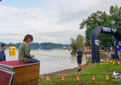 Tegernesee-Langstreckenschwimmen 2021 (Austragungsort: Simsee)